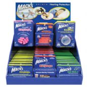 Mack's International Mixed CounterTop Product Display